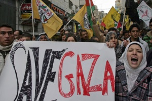 gaza-angry-reaction-to-israeli-attack-aljazeera4