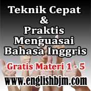 Belajar Cepat Bahasa Inggris